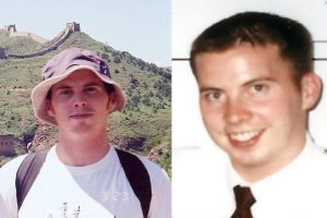 Mr. David Sneddon disappeared in August 2004, while hiking in the Tiger Leaping Gorge in China's Yunnan Province.