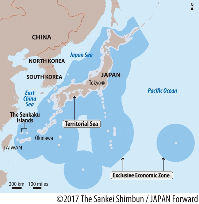 Japan, China Headed for Showdown 'Down South'