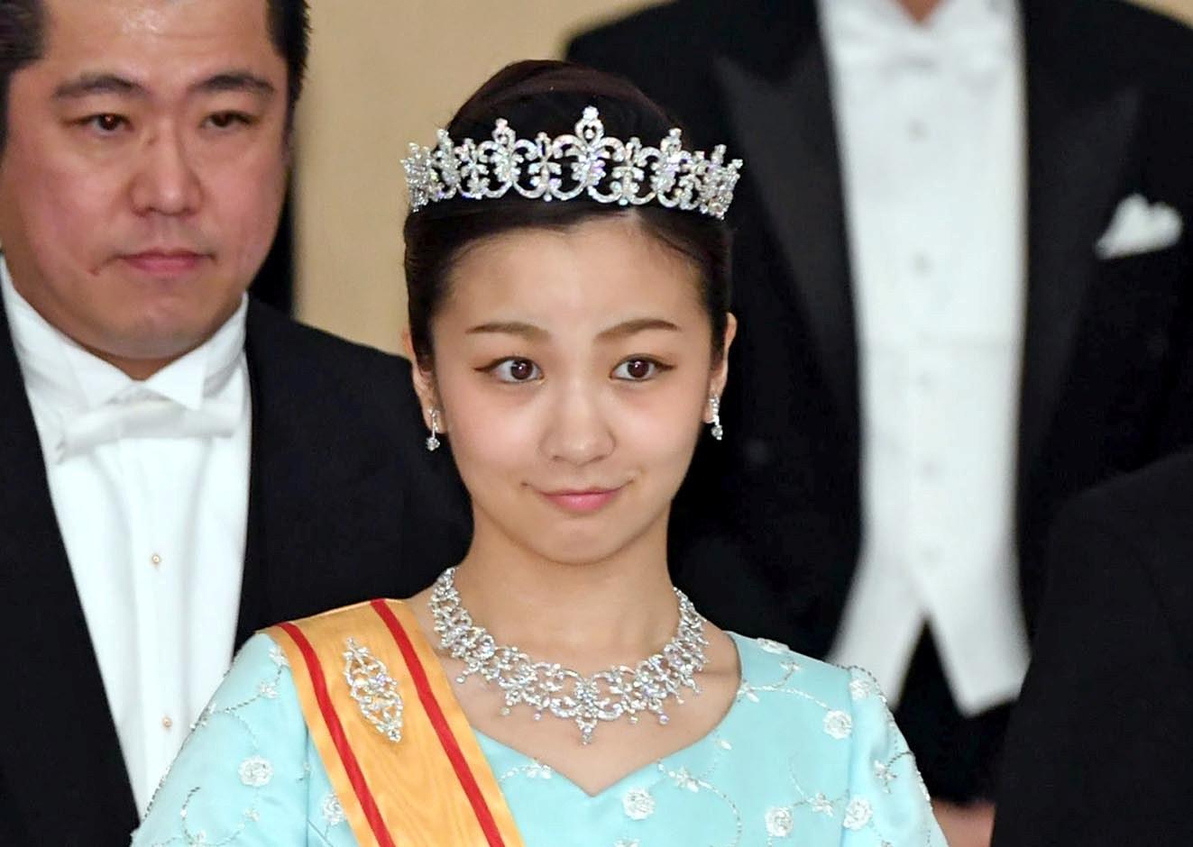 【産経新聞・代表撮影】スペイン国王夫妻迎え宮中晩餐会