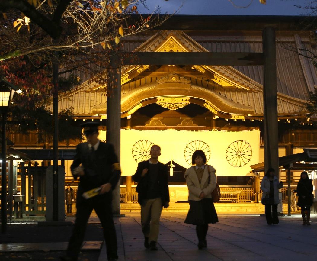 A Mingling of Souls at Yasukuni — Toward A Strong, Beautiful Japan