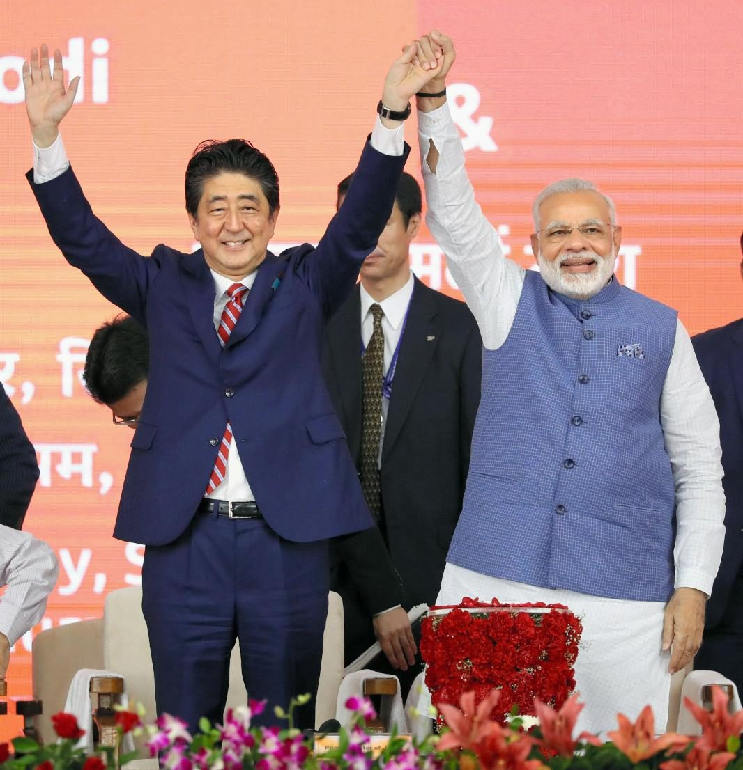 Japan-India Relations