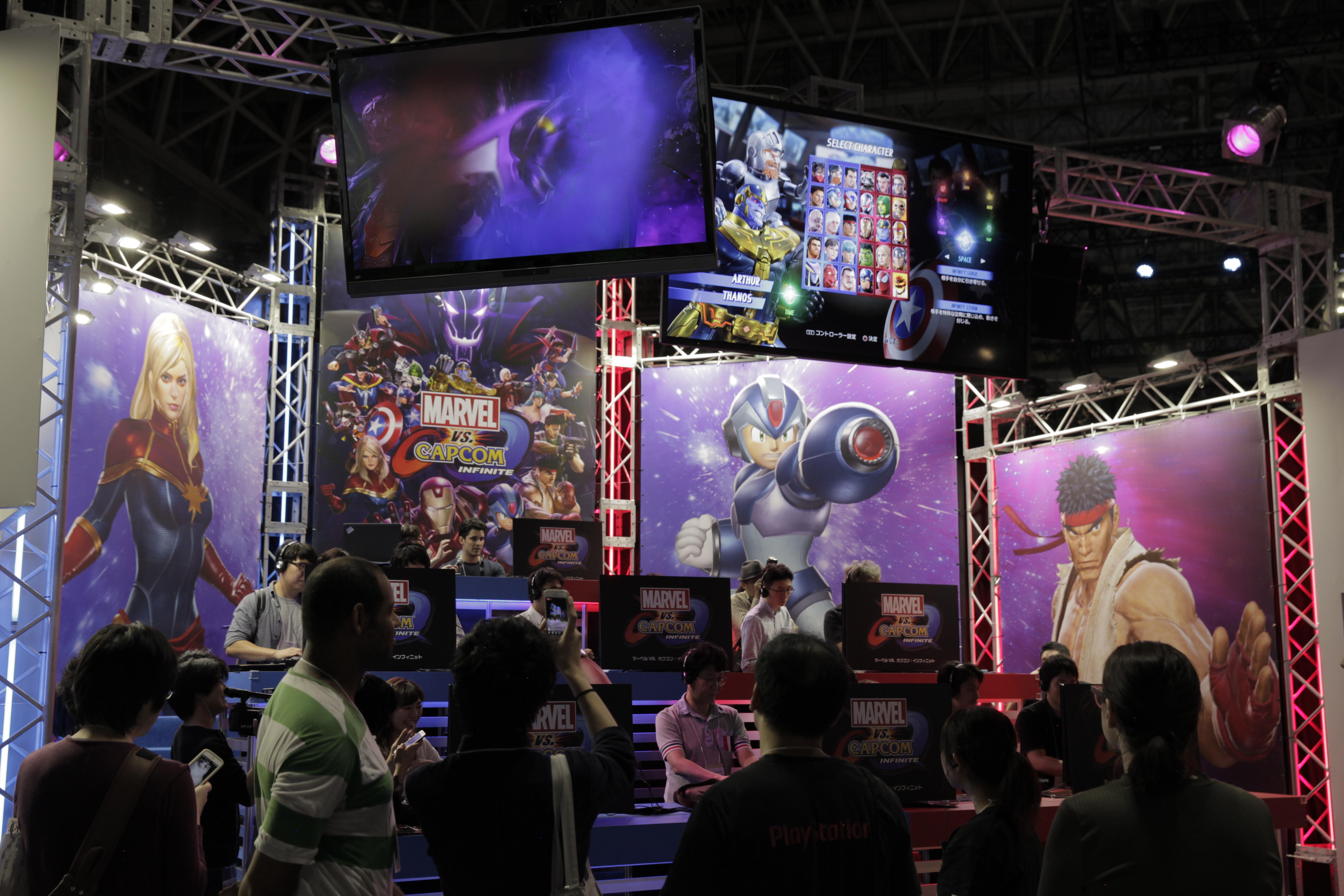 Tokyo Game Show 2017 Makuhari Messe