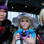 Tokyo Game Show 2017 Cosplay Makuhari Messe