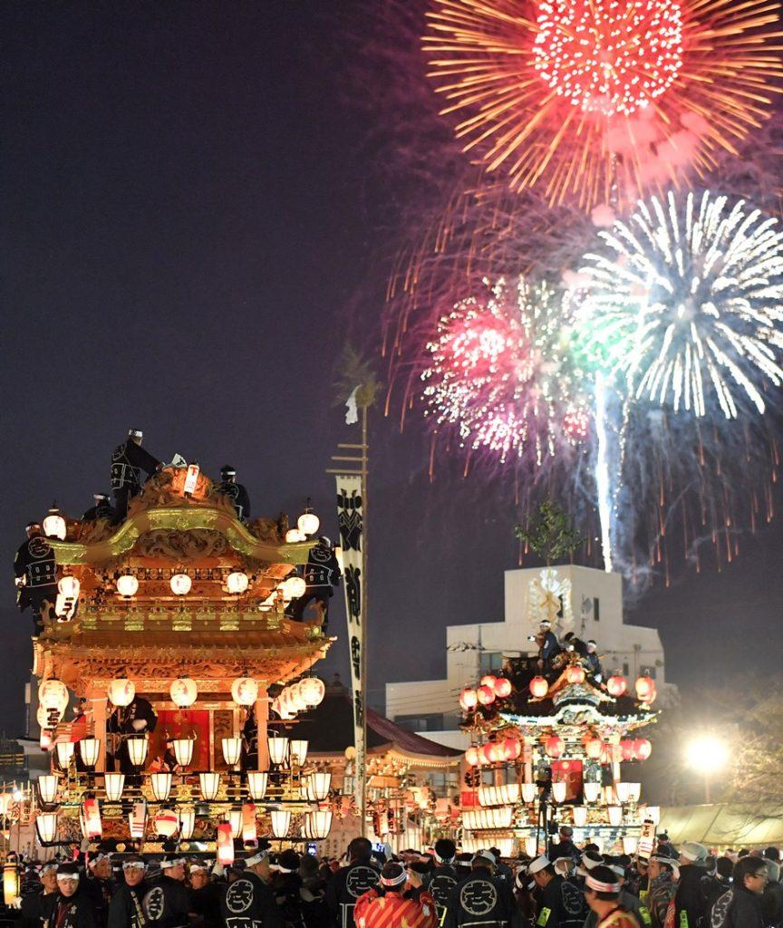 Chichibu Night Matsuri