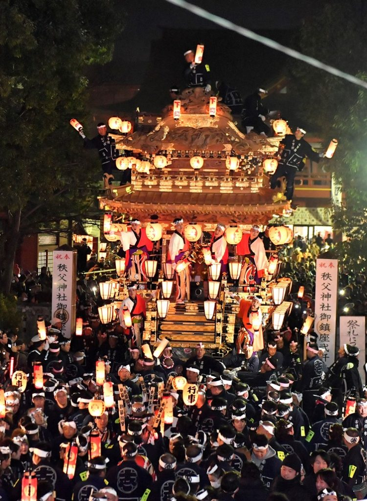 Saitama's Chichibu Night Festival