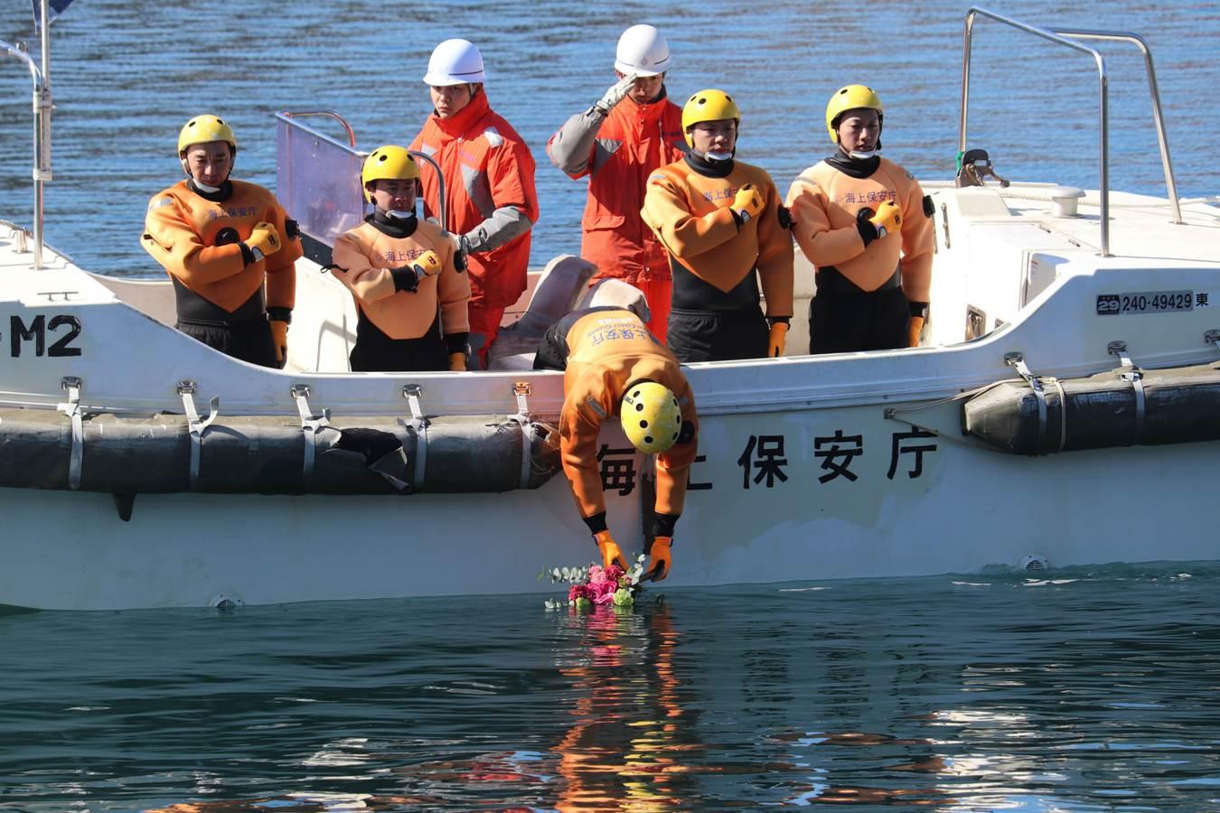 Remembering 3/11, Onagawa