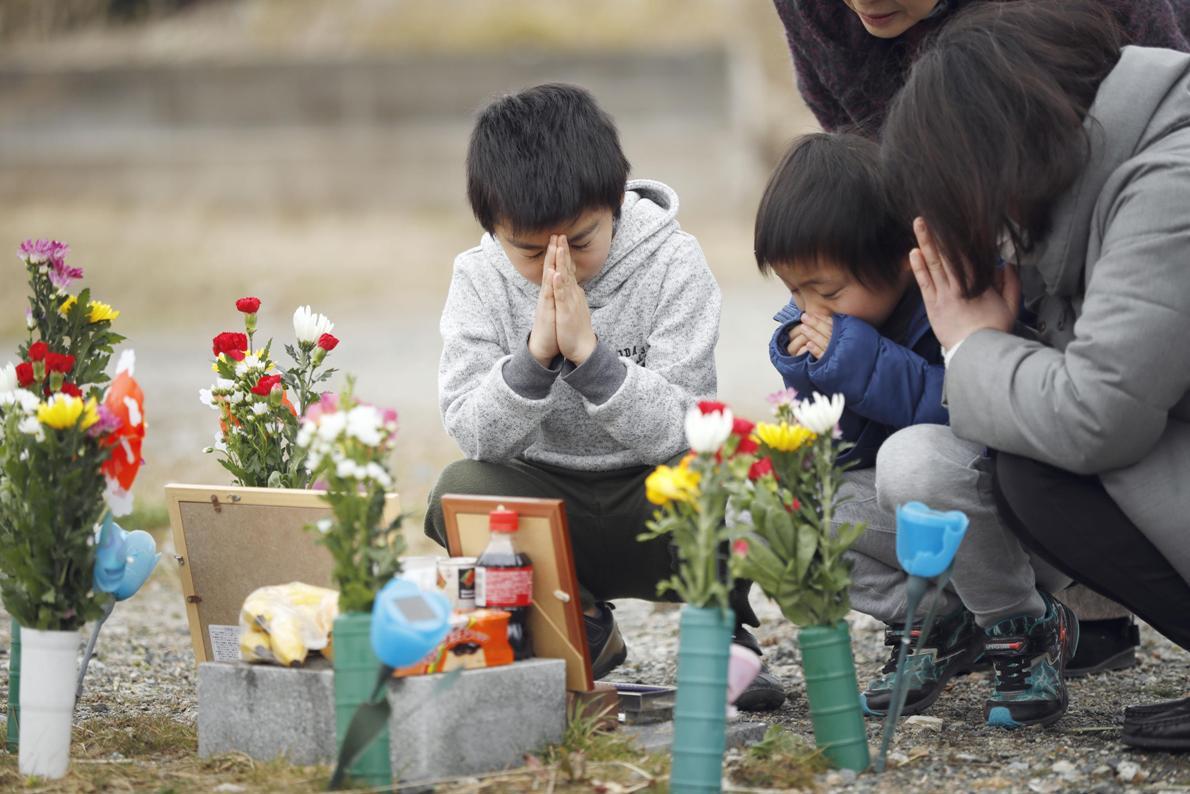 東日本大震災7年3