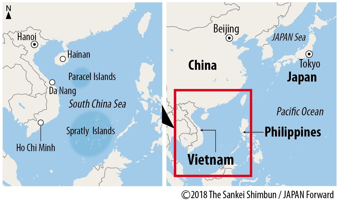 Vietnam Expects Bigger Role for Japan in Asia's Security