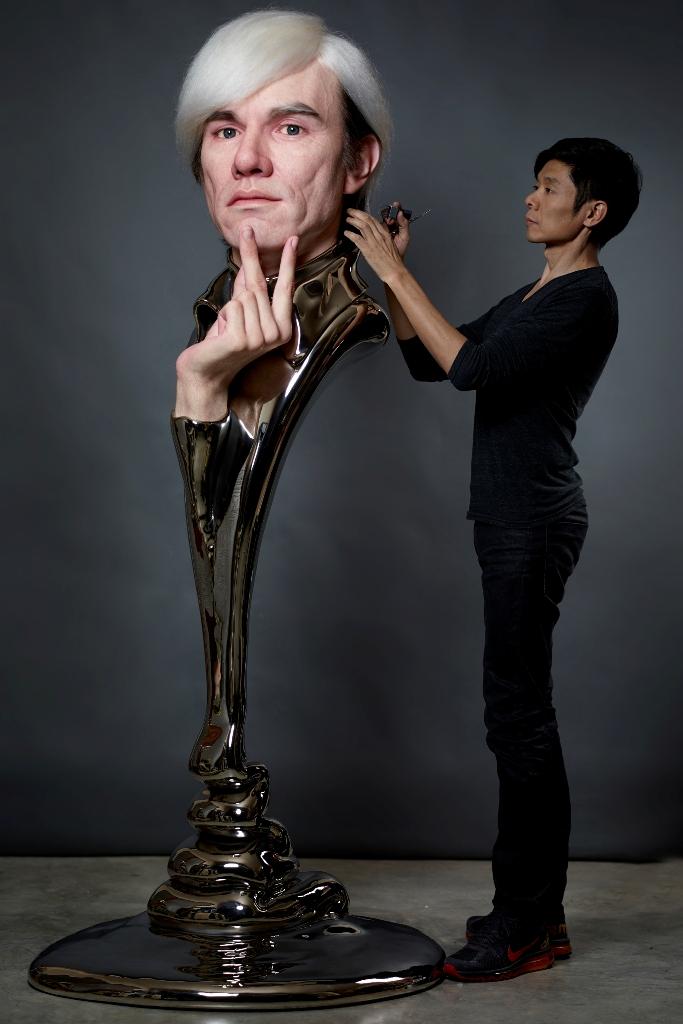 Kazuhiro Tsuji's work