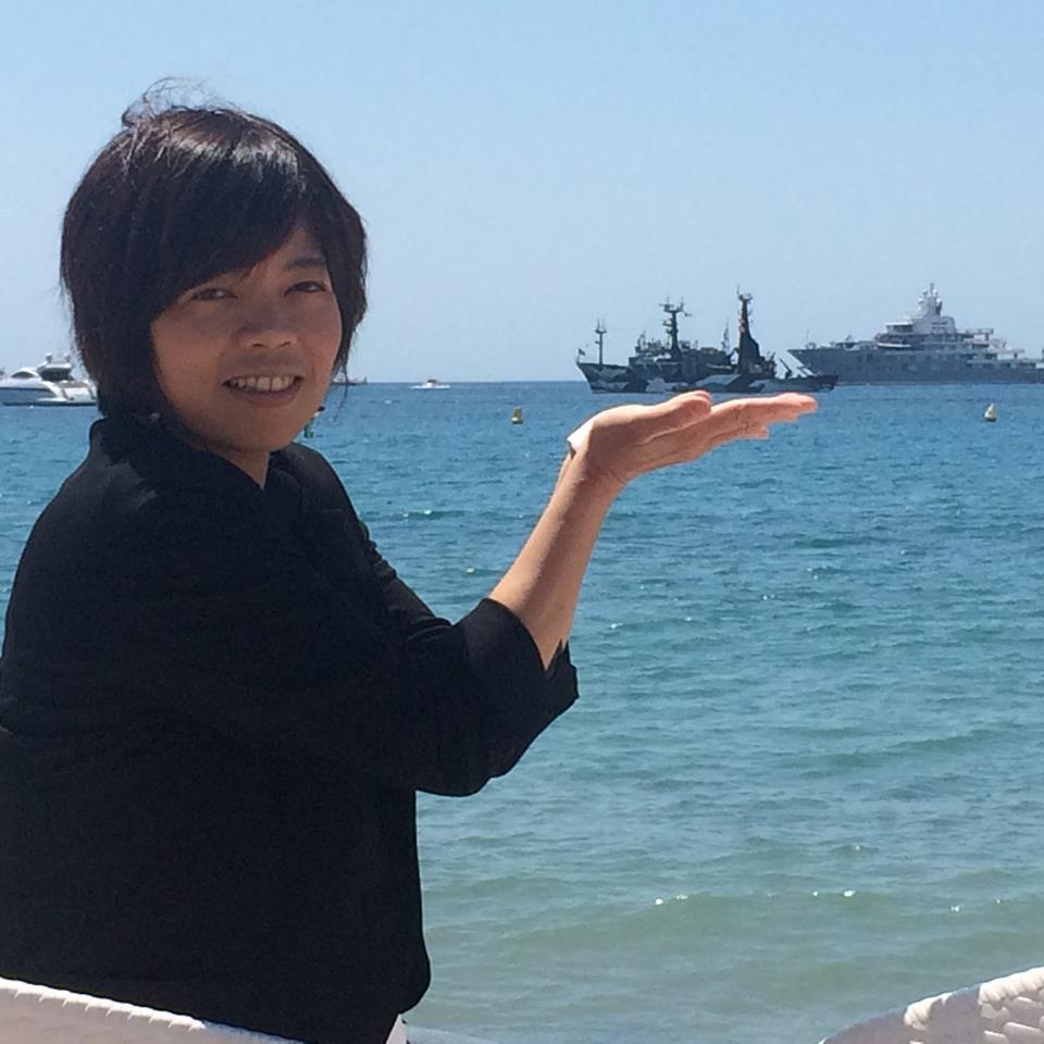 Sea Shepherd ship on my hand