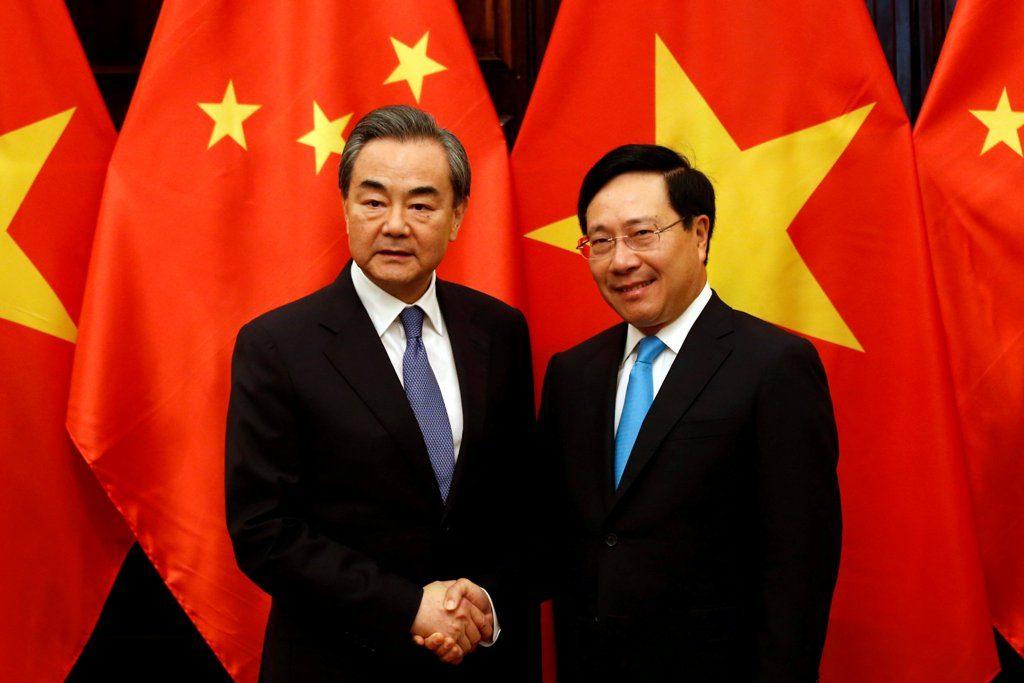 VIETNAM-CHINA POLITICS