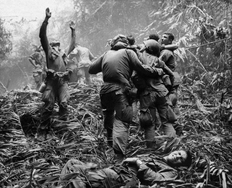 Vietnam War Iconic Photo