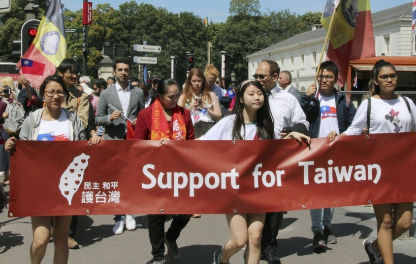 Like the U.S., Japan Should Have Its Taiwan Relations Act