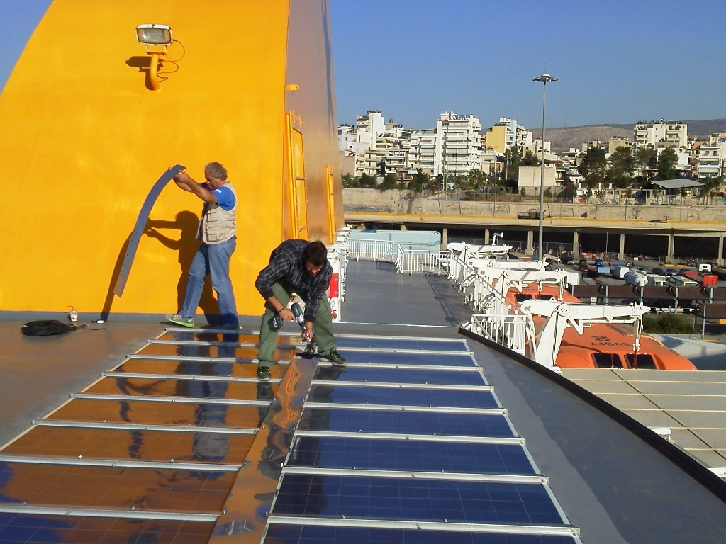 Aquarius Eco Ship Project: Japanese Companies Push for Renewable Energy in Vessels