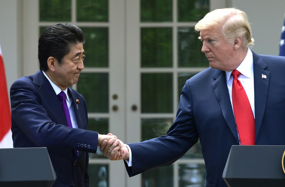 Japanese Media, Politicians Ride on Misleading WaPo Report on Trump's Pearl Harbor Remark