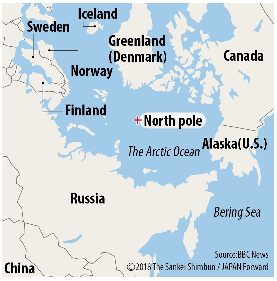 Polar Power: China Woos Arctic with Promises of Investments