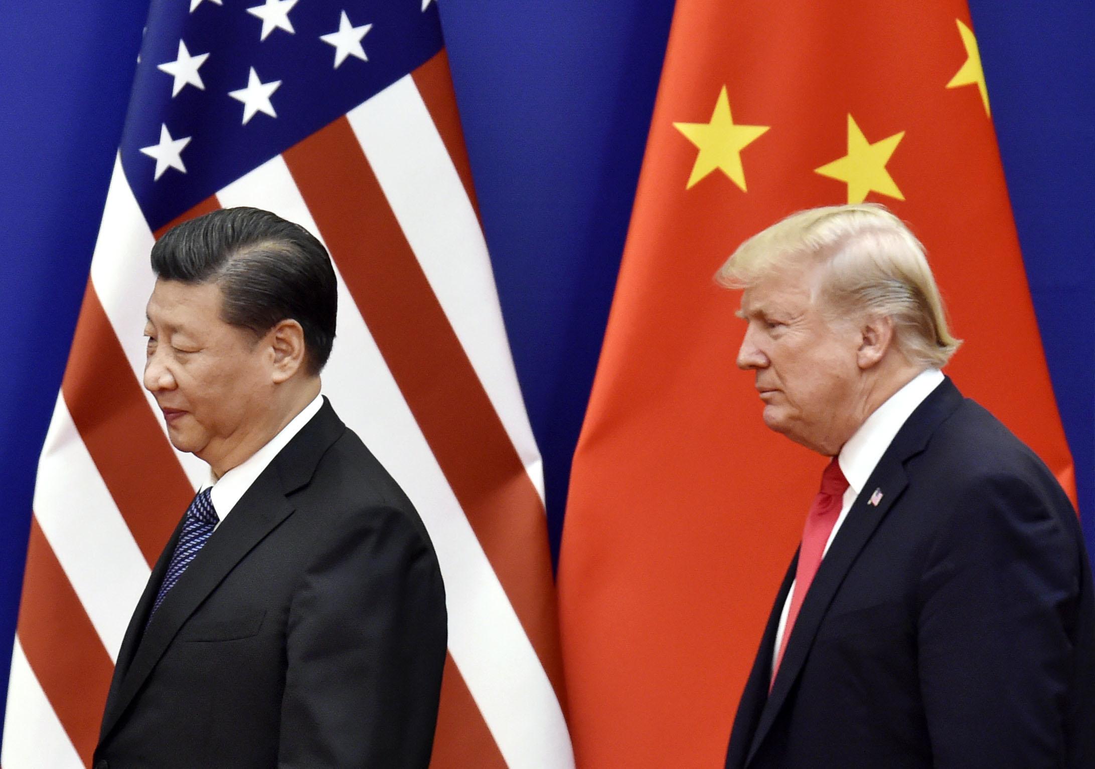 Trump's Trade War Bullet A Direct Hit on 'Dinosaur' China