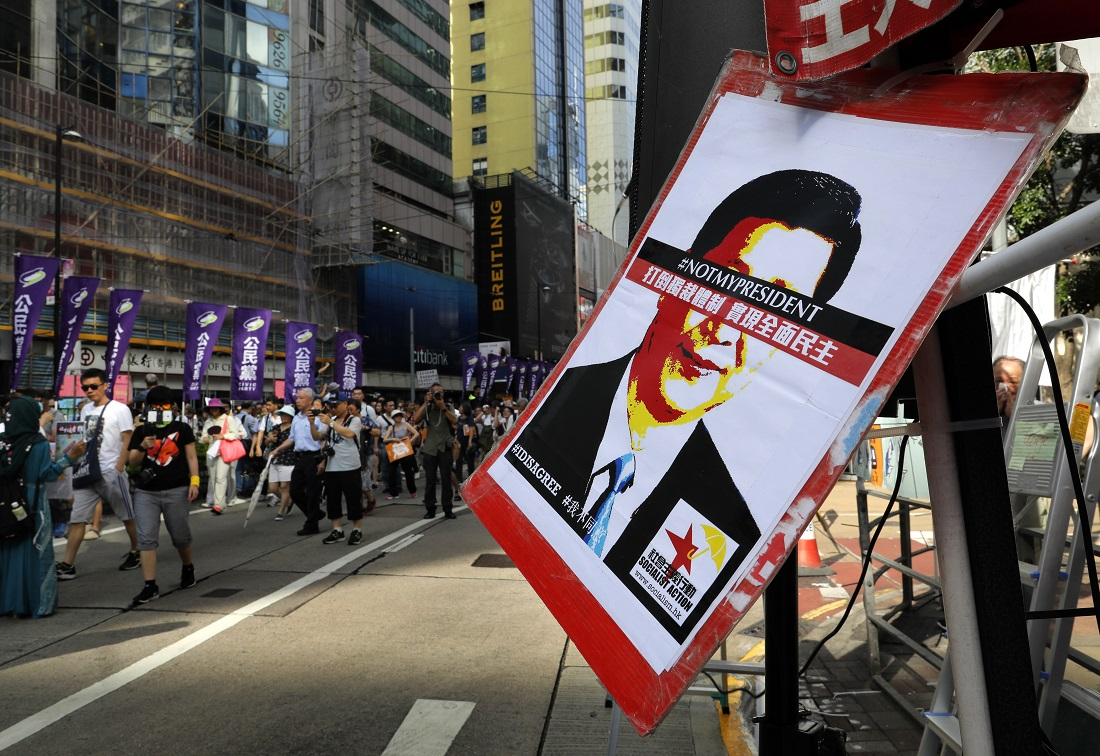 History Repeating Itself? Moves Afoot for Xi Jinping's Ouster