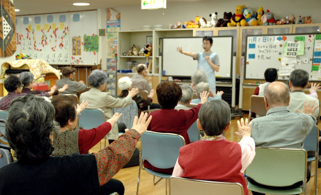 All Eyes on Japan's Long-term Health Care Innovations