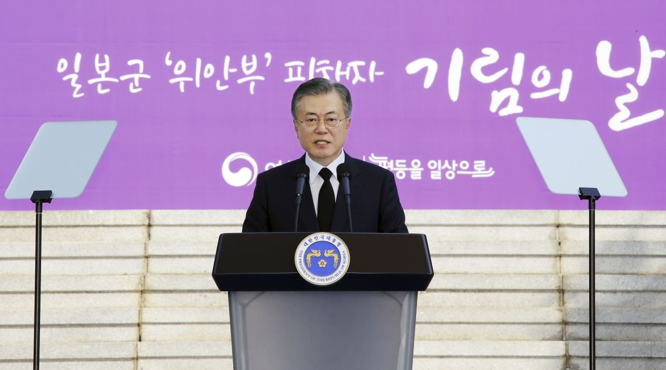 EDITORIAL: Japan-South Korea Relations Take A Step Backward with Comfort Women Memorial Day