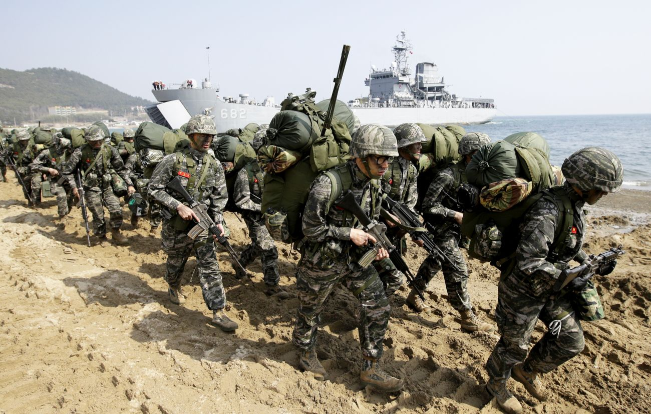 Why China Wants U.S. Forces Out of the Korean Peninsula