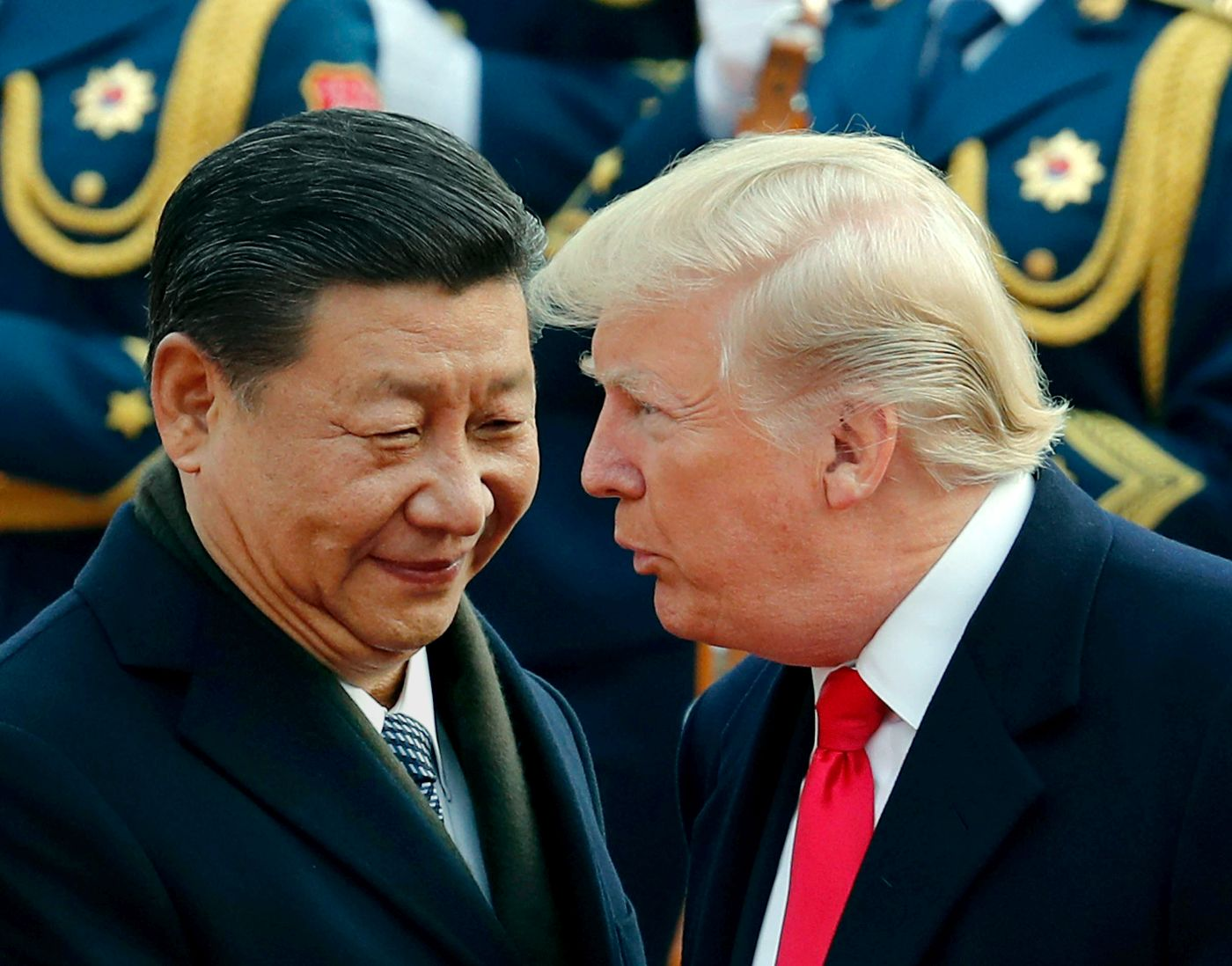 115th U.S. Congress Aligns with Trump in Targeting China