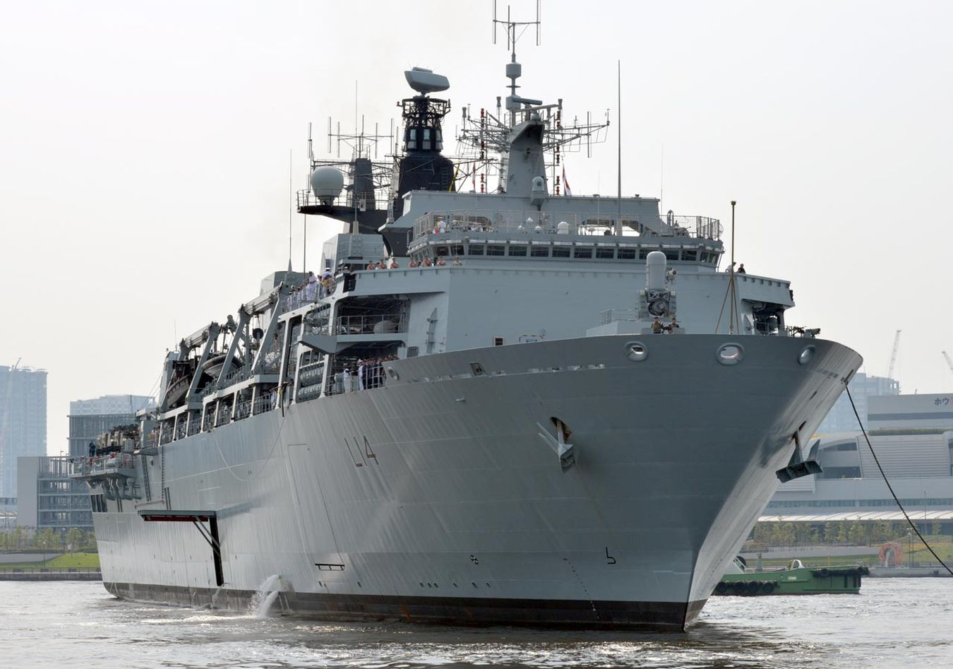 The British Have (Almost) Landed, and Japan Is Taking A Closer Look