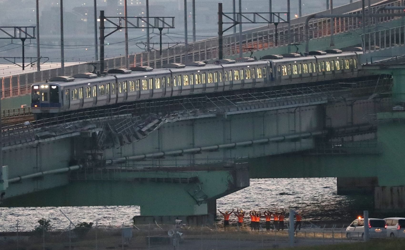 Disasters' Aftermath: Japan's Infrastructure Recovers, but Tourism Still Suffers