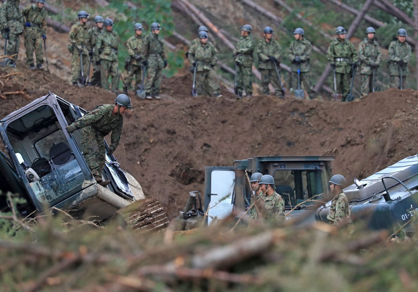 Japan Allots ¥540 Million for Hokkaido Earthquake Relief As Death Toll Hits 44