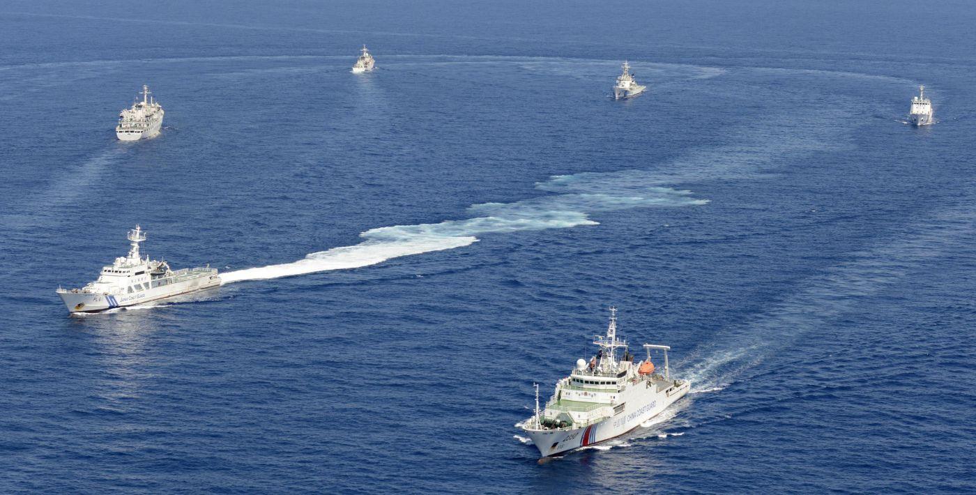 Japan Tests Micro Radar Satellites to Monitor Chinese Movements Around Senkaku Islands