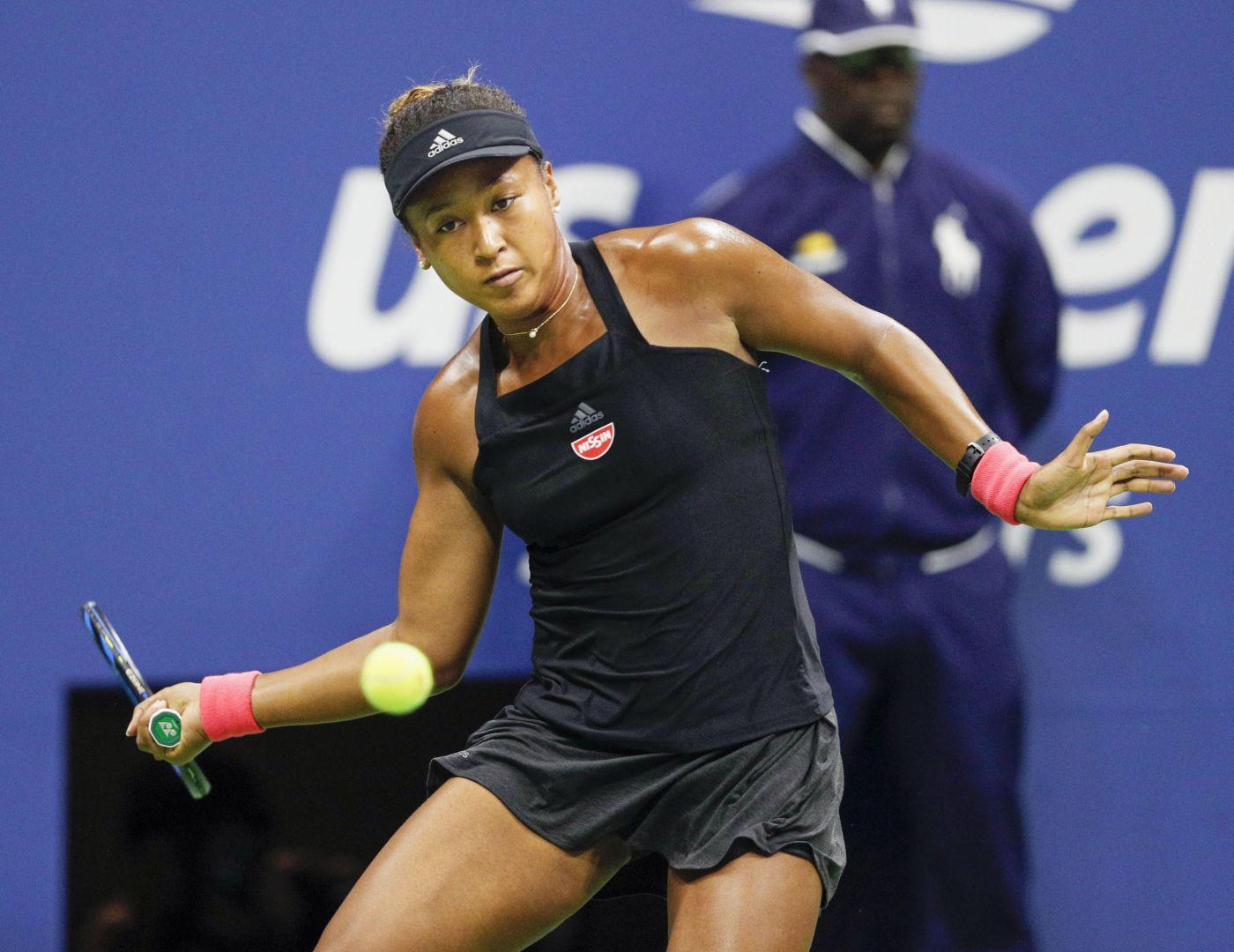 [PHOTOS] Naomi Osaka Becomes First Japanese To Win U.S. Grand Slam