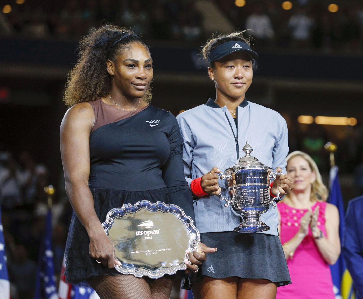 When Naomi Osaka Told Serena Williams, 'I Love You'