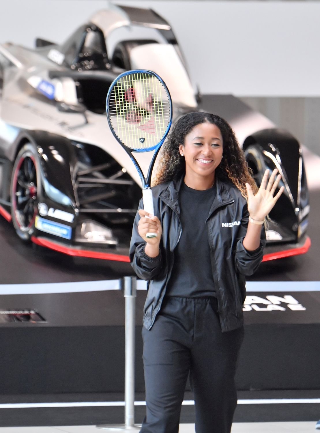 Tennis Queen Naomi Osaka Back in Japan, Sets Eyes on Olympic Gold