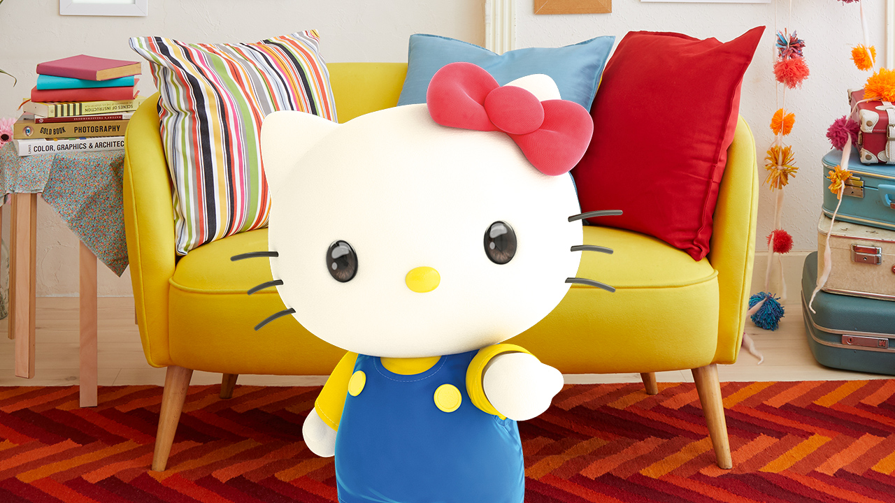 Hello Kitty is on YouTube, and She's Not Gonna Be All Trivial and Fluffy
