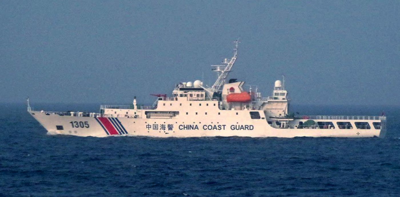 INTERVIEW | Randall Schriver: 'Not Much Distinction' Between China's Navy and Militia Fishing Boats