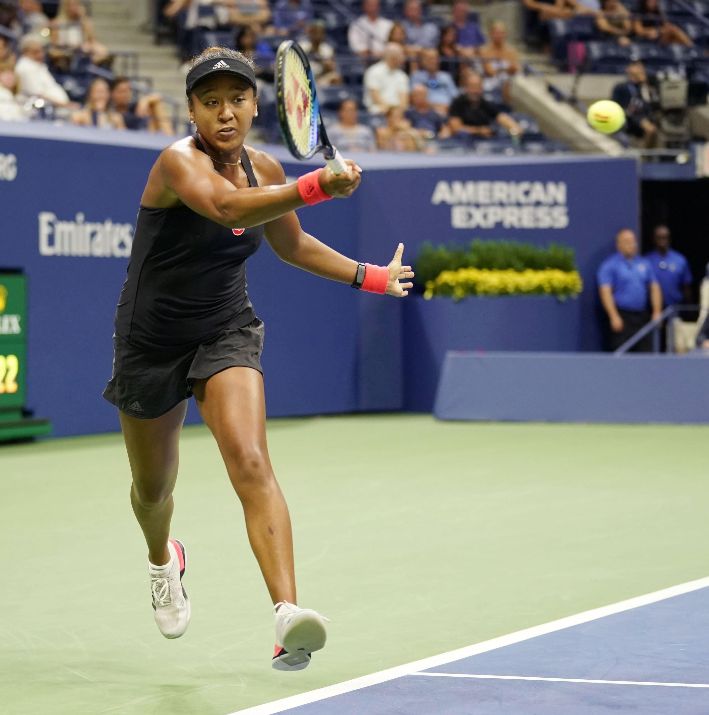 Naomi Osaka Becomes First Japanese Woman to Make U.S. Grand Slam