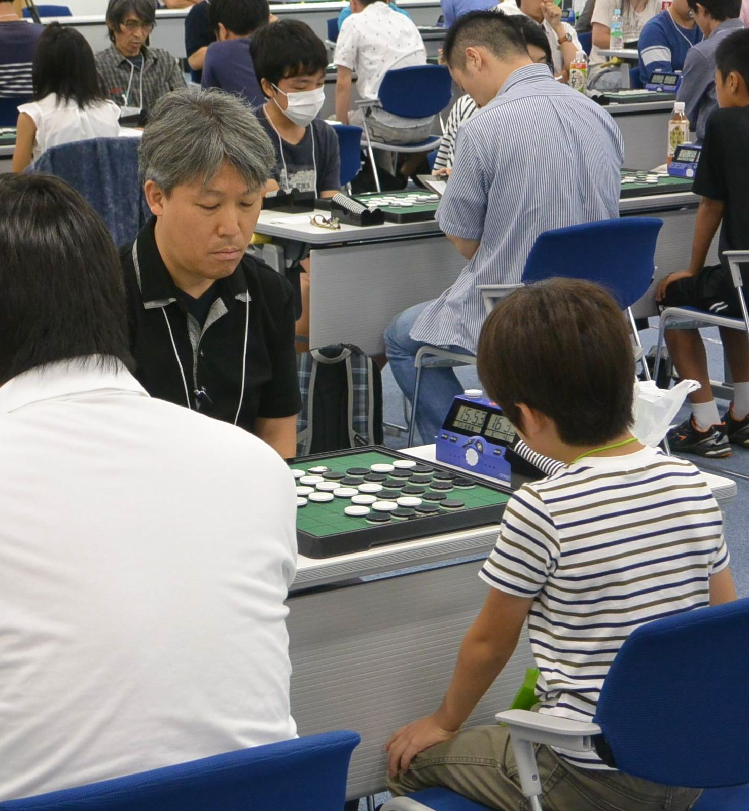 Meet the 11-Year-Old Keisuke Fukuchi, Youngest Othello Champion Ever