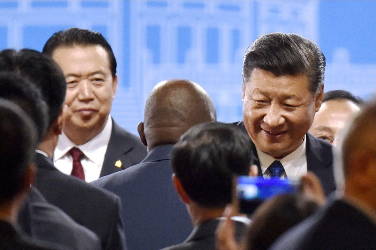 China Interpol Scandal