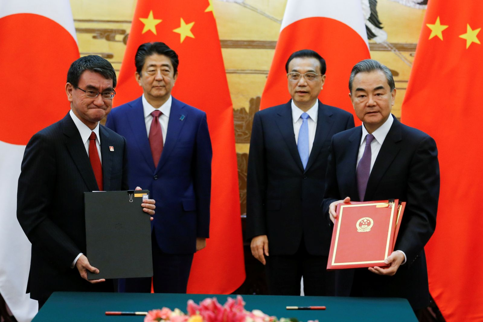 Shinzo Abe in China: Risky Move or Well-Thought-Out Strategy?