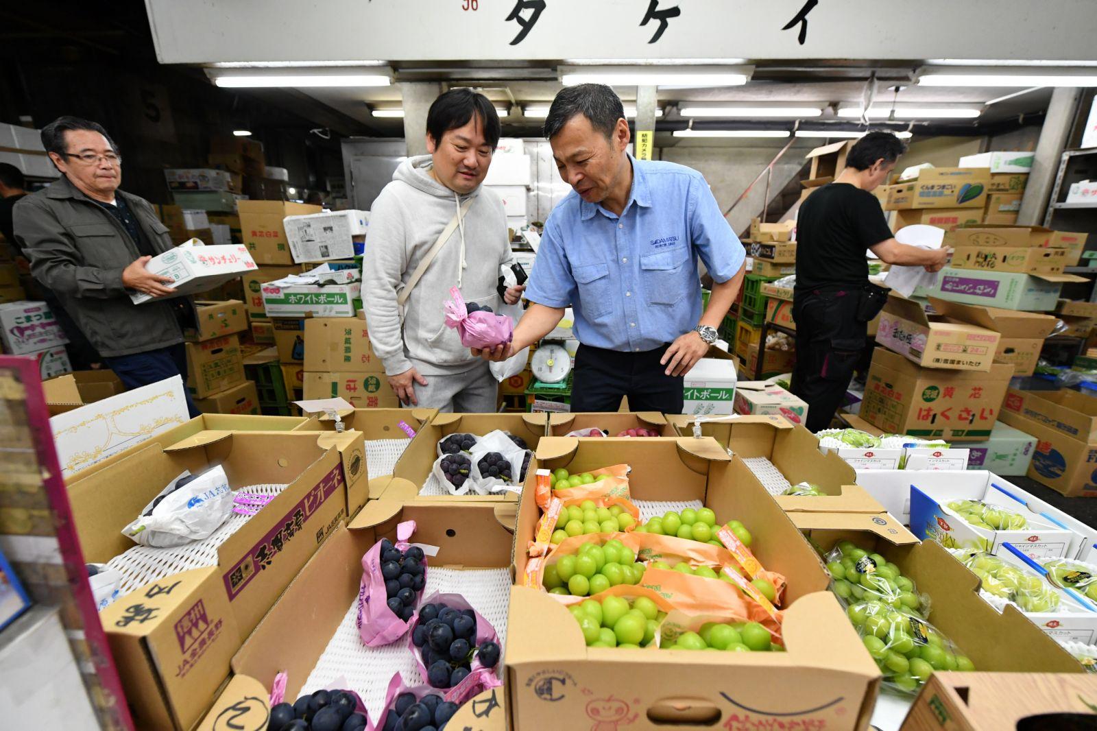 Sayonara to Tsukiji: Japan's Fish Business Moves On