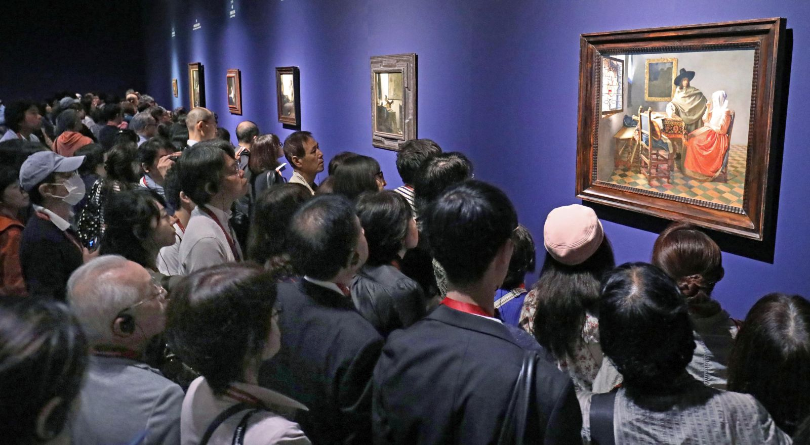 View Dutch Painter Johannes Vermeer's Masterpieces in Tokyo and Osaka