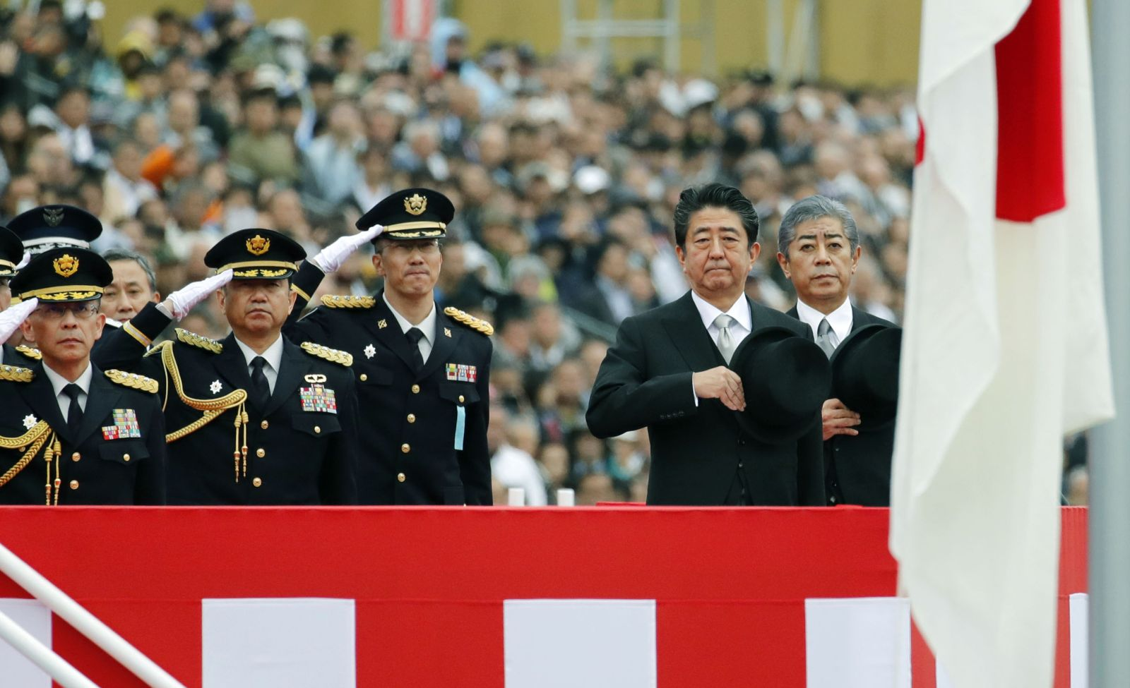 On PM Abe's Third Term, It's Time to Enact the Anti-Spy Law