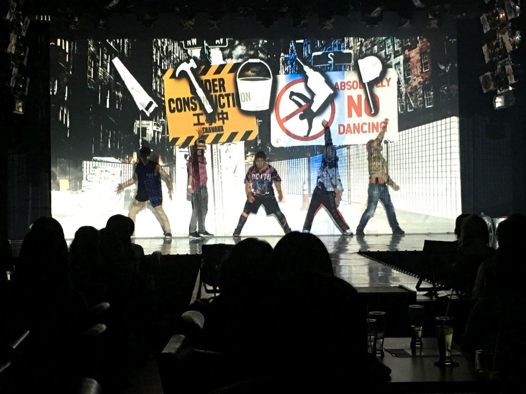 Japanese Breakdance Crew wins Edinburgh Fringe Asia Arts Award for 'Best Performance'
