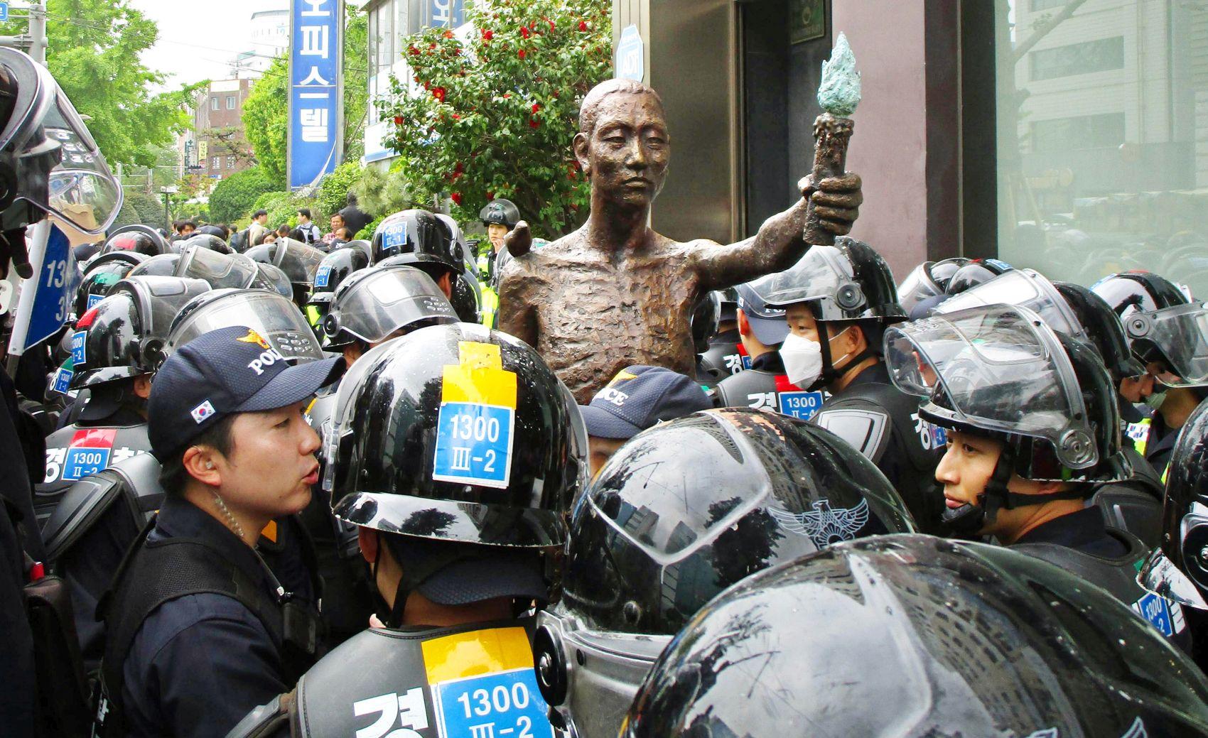 South Korean Court Wartime Labor Ruling Against Japan 001