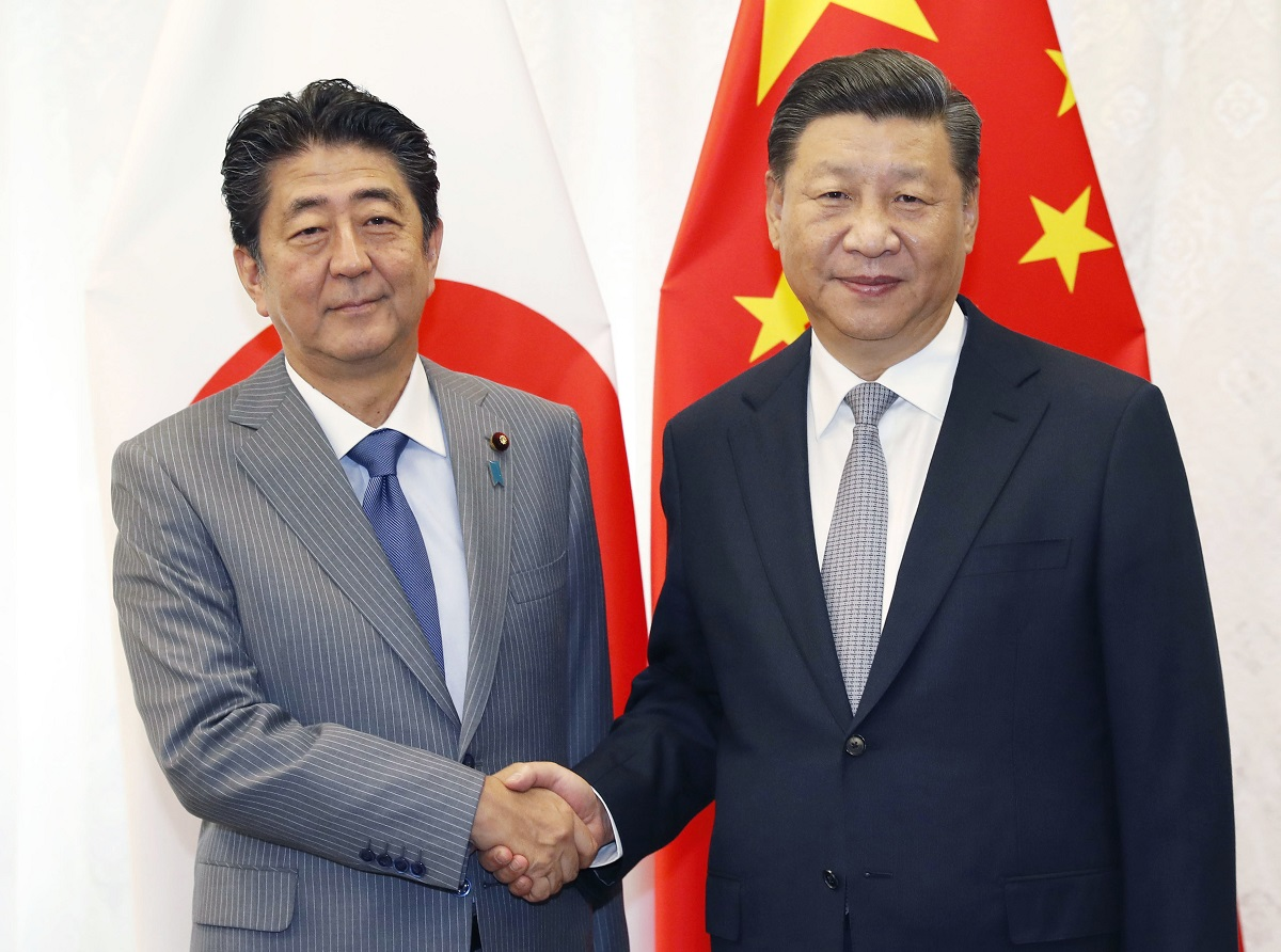 How China Pressures Japan to Stay Pacifist