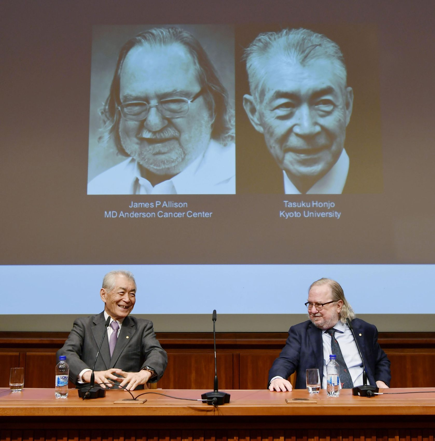'Cancer Can Be Conquered,' Says 2018 Nobel Prize Laureate Tasuku Honjo