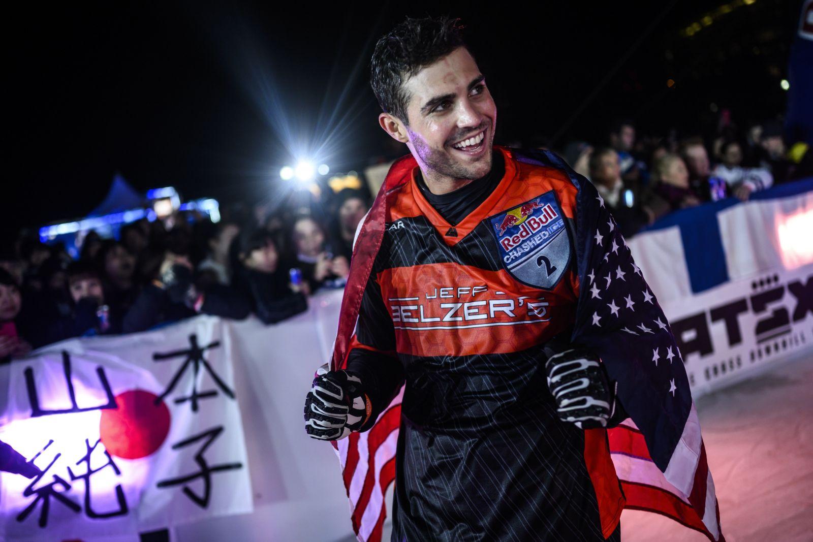 ATSX Red Bull Crashed Ice Comes to Japan via Yokohama Championship