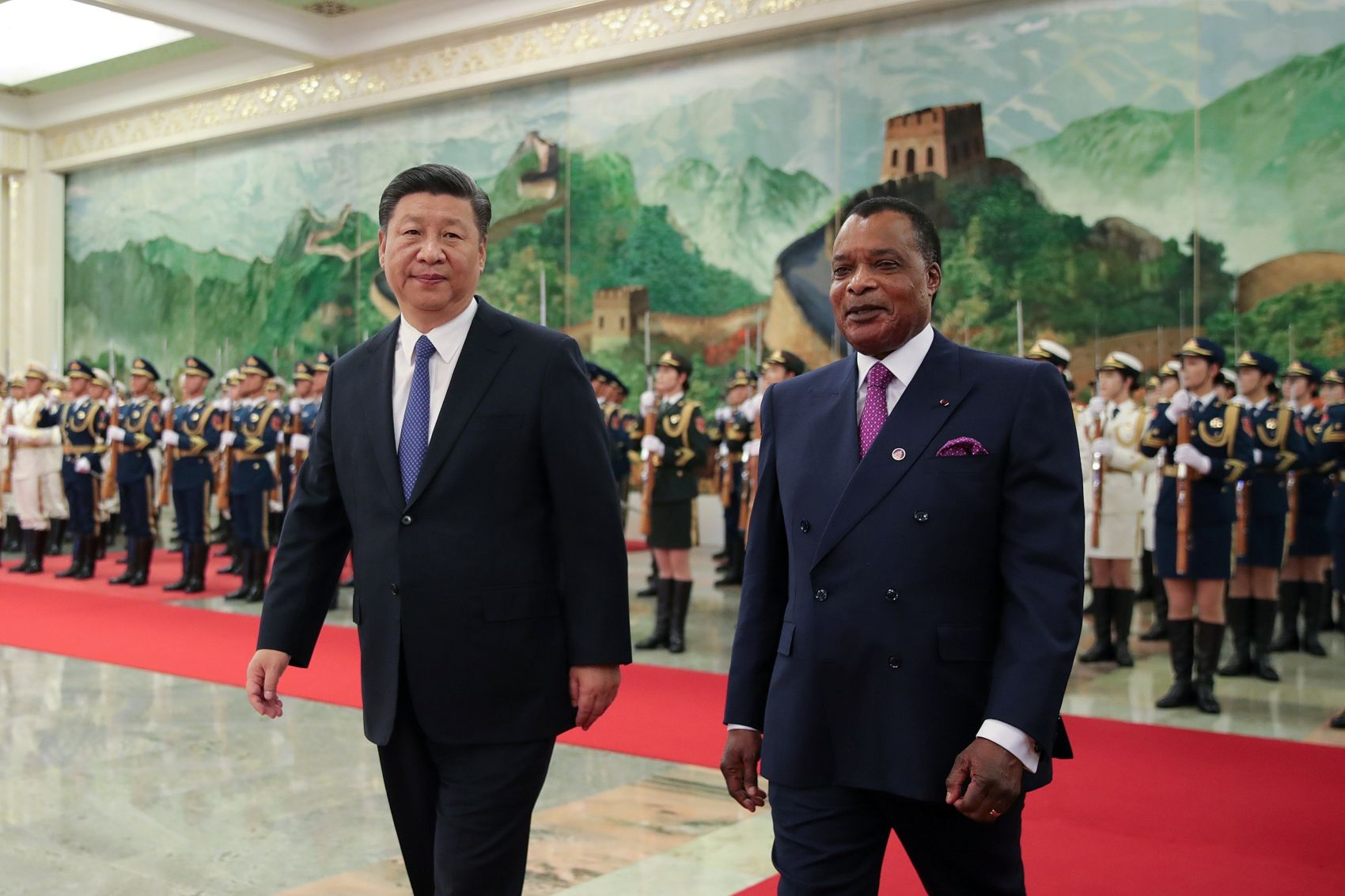 China Invests in Africa As Grand Foundation for Its Belt-and-Road Master Plan