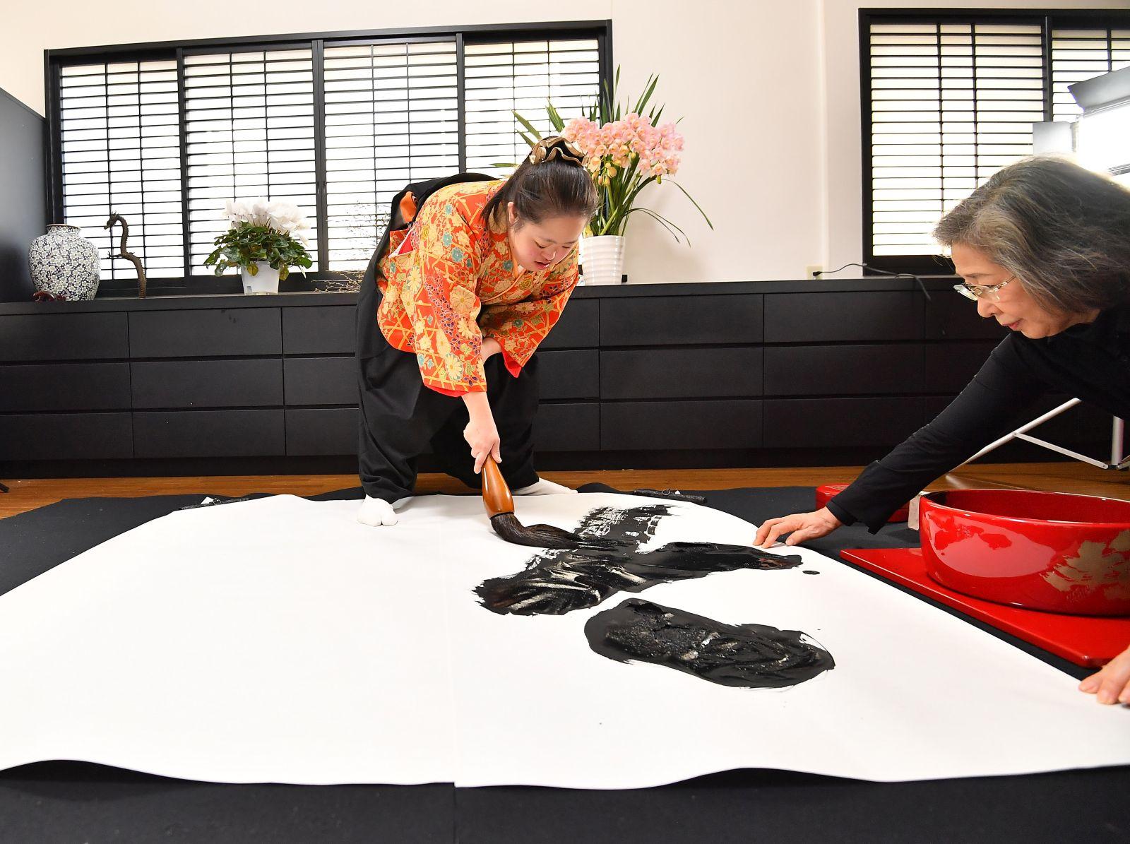 2019 Shoko Kanazawa's Kanji of the Year: Praying in the New Year