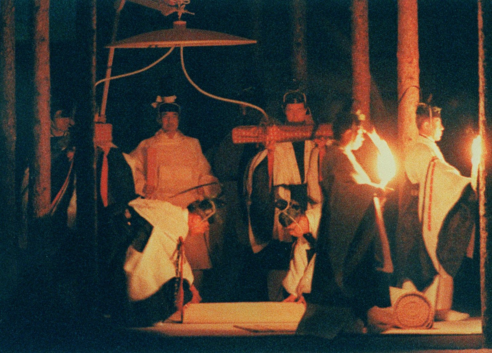 Japan Daijosai Imperial Rituals 001